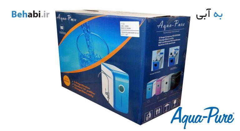 تصفیه آب خانگی آکوآ پیور کیسی ارسال رایگان