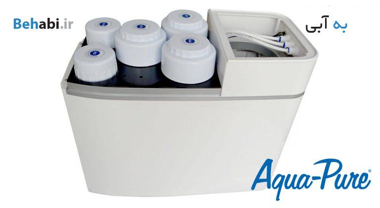 تصفیه آب خانگی آکوآ پیور 6 فیلتر