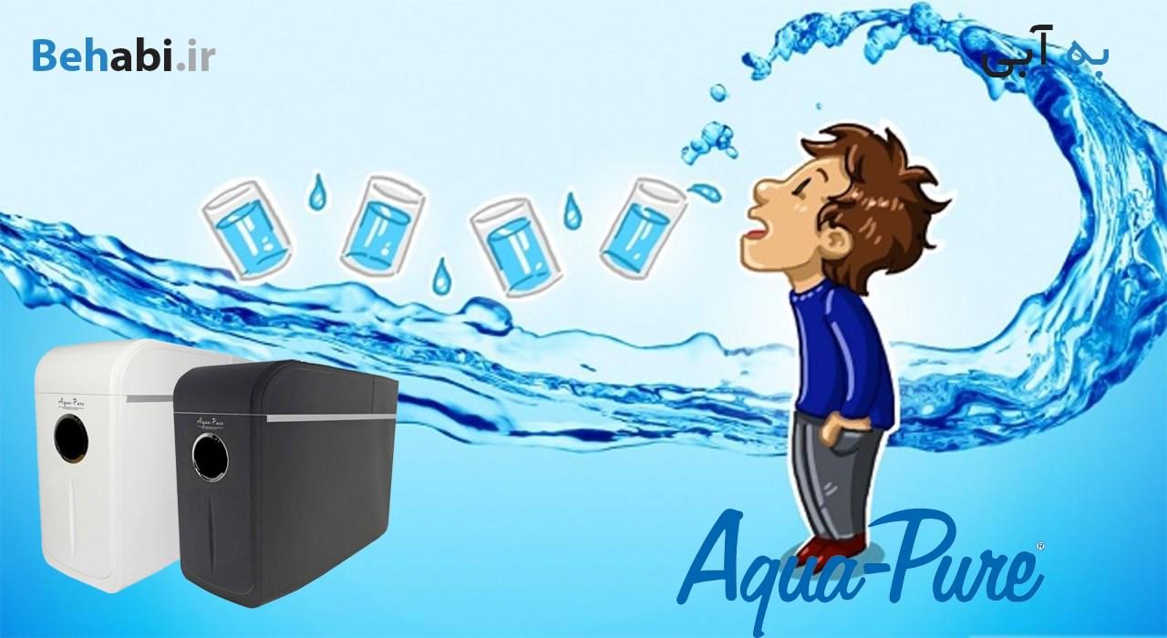دستگاه تصفیه آب آکوآ پرو ساخت کشور تایوان