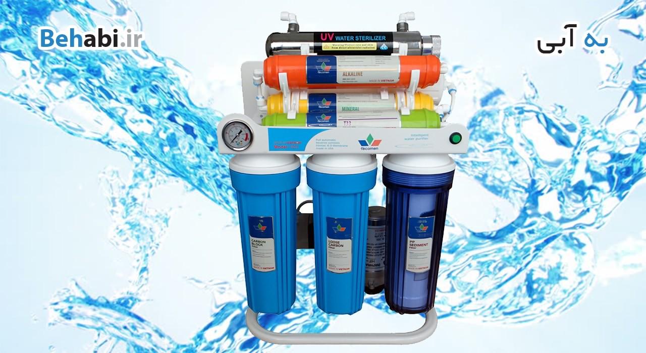 دستگاه تصفیه آب خانگی ویتنامی