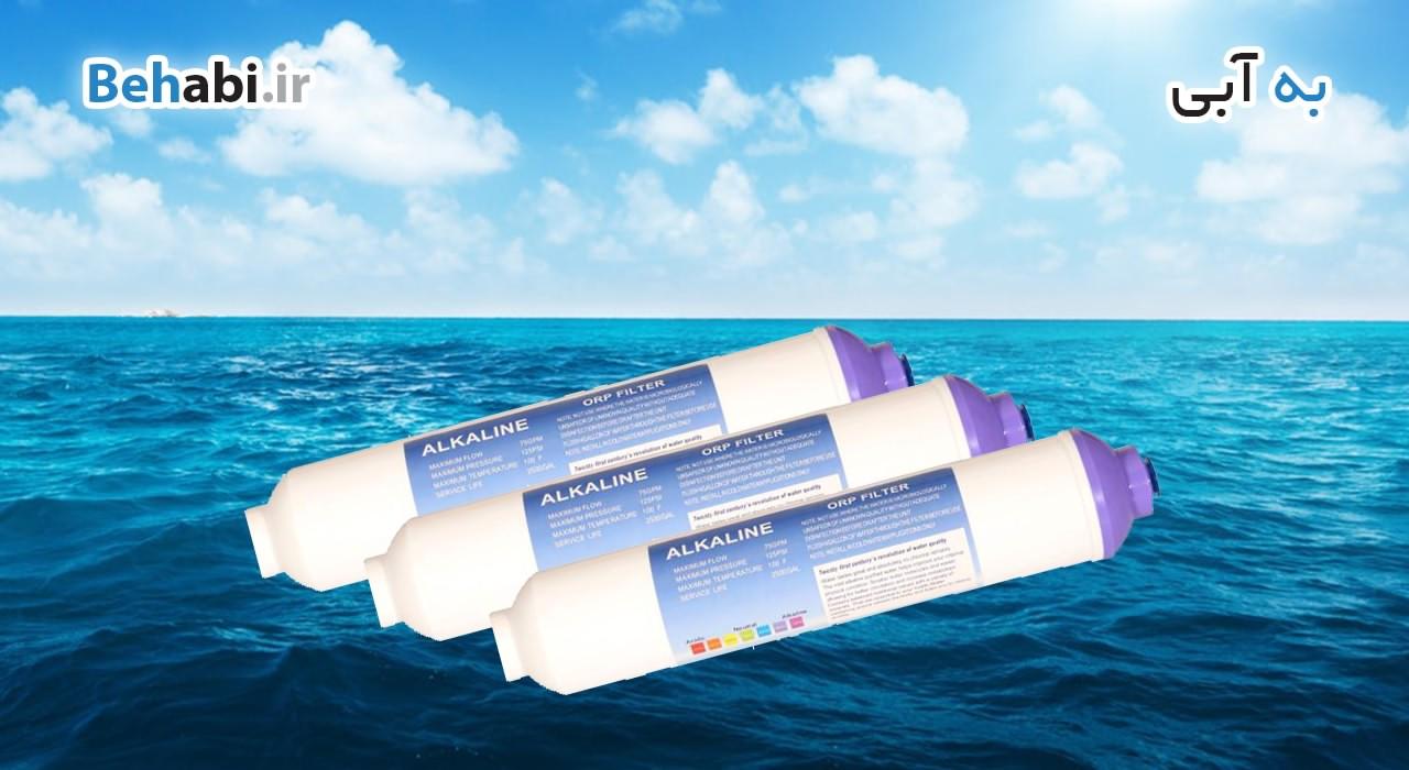 فیلتر قلیایی کننده آب تصفیه آلکالاین
