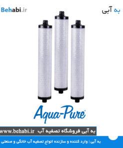 فیلتر پست کربن تصفیه آب آکوا پیور مدل کیسی