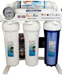 دستگاه تصفیه آب آکواپیور شش مرحله ای