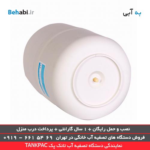 هواگیری دستگاه تصفیه آب خانگی در نمایندگی دستگاه تصفیه آب تانک پک