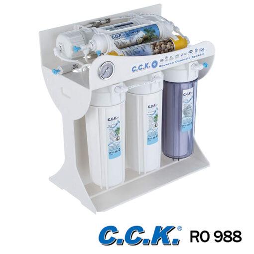 دستگاه تصفیه کننده آب CCK RO 988