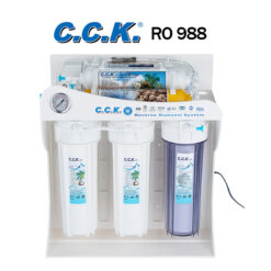 دستگاه تصفیه آب سی سی کی مدل RO 988