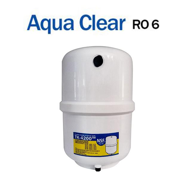 تصفیه آب خانگی آکوا کلیر شش مرحله ای RO 6