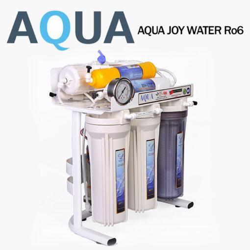 دستگاه AQUA JOY WATER Ro6