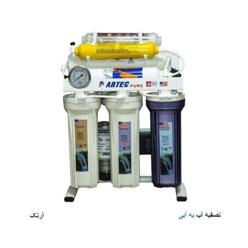 دستگاه تصفیه آب آرتک پیور مدل RO7