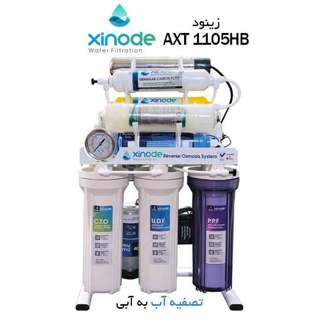 خرید تصفیه آب زینود مدل AXT 1105HB