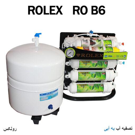 رولکس مدل ROLEX RO B6