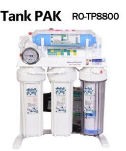 دستگاه تصفیه آب تانک پک مدل RO TP8800